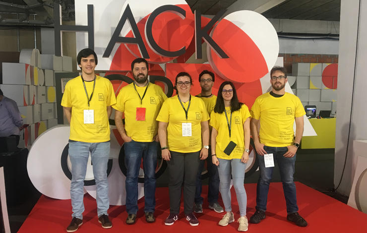 FCT Nova / Compta Team - 1st place in Hack for Good competition