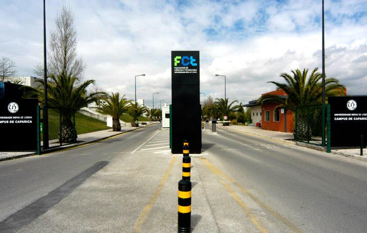 entrada FCT NOVA
