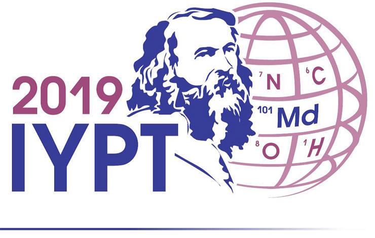 Ano Internacional da Tabela Periódica
