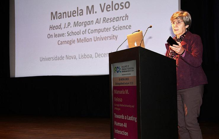Manuela M. Veloso