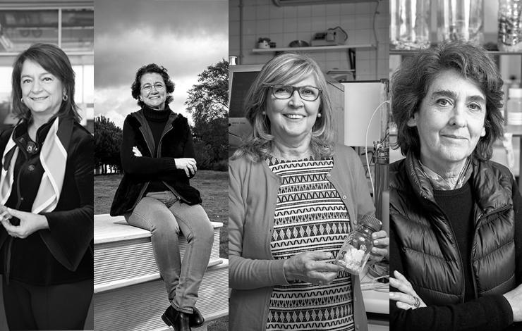 """Book """"Women in Science"""" highlights four researchers from FCT NOVA"""