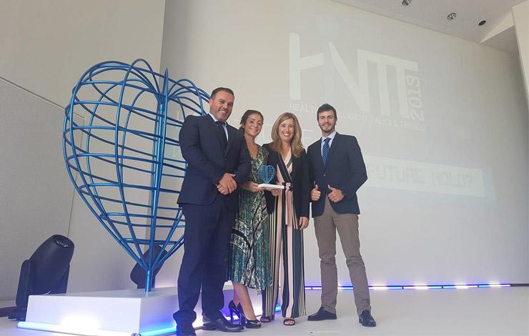 VR4NeuroPain vence Prémio HINTT | Maturidade Digital de 2019