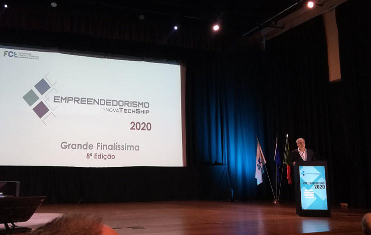 Empreendedorismo 2020
