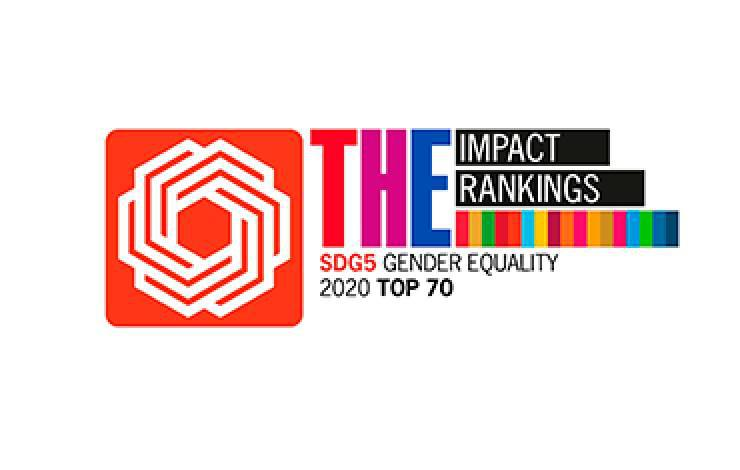 THE Ranking ODS5 2020