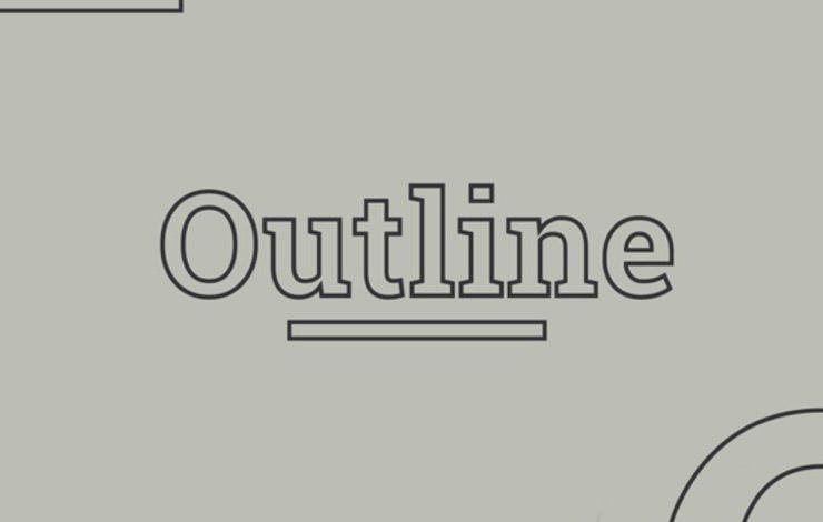 Outline podcast