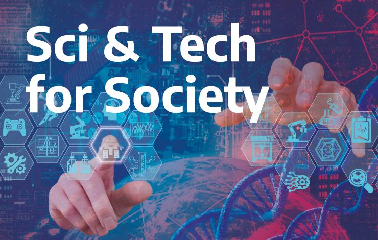 Ciclo de webinars Sci & Tech for Society