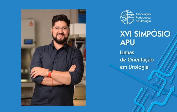 Hugo Santos no XVI Simpósio APU