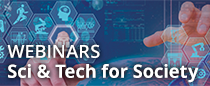 Webinars Sci & Tech for Society
