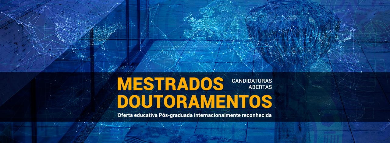 Mestrados e Doutoramentos 2020/21